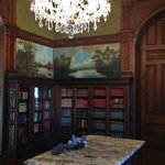 Library in Bishops Palace
