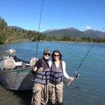 Fishing on The Kenai