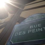 rue des peintres