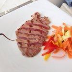 Tuna just perfection!