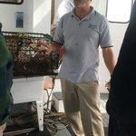 Foto de Plymouth Cruises aboard Lobster Tales