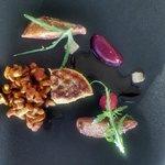 Pigeon Breast & Foie Gras