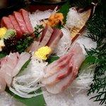 Foto de Charcoal cuisine Seafood den dining all-you-can-drink Uotakesuisan Mizonokuchi market