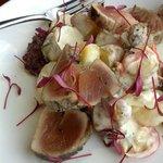 Albacore Tuna Nicoise
