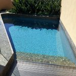 Your own private plunge pool