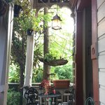 Lovely New Orleans front porch!