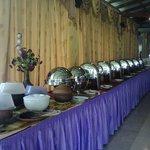 New Sigri Restaurant. Sigiriya, Sri Lanka Foto