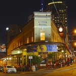 The iconic Australian Heritage Hotel