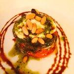 Insalata Caprice from the A la Carte restaurant, Olive.