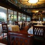 """Restaurant """"Le Stagioni""""-interno"""
