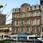 ibis Styles Toulouse facade