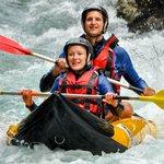 Canoe verdon pour un moment partagé a deux