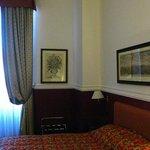 Standard double room at Hotel Cosmopolita