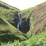 Grey Mare's Tail Wasserfall