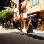 Barrio Copto Cairo