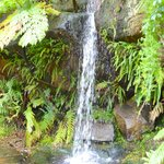 Small water cascade
