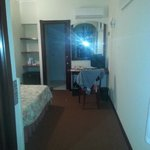This is a single person room no balcony