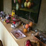 Breakfast buffet (included)