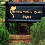 A resort near the temples of Bagan