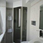 Il bagno della stanza 424
