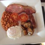 Superb breakfast!