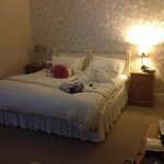 Beautiful large bedroom with very comfortable bed!!