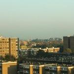 Panorama dalla camera ( 8° Piano)