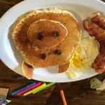 Marley's Piggy Pancake!!!
