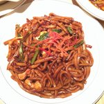 Hokkien fried noodles.. Delicious and can be shared by 2.