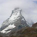 Matterhorn, seen from 3883 m
