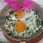 sahanda yumurtamız :)