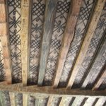 The Medieval Painted ceilings