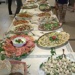 Serata a buffet