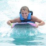 Boogie Board Push