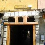 Вход в Гетто с Набережной Каннареджо