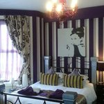 the ' Boudoir' great room!!