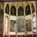 Tintoretto's altar paintings