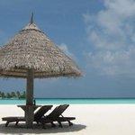 Sun Island beach