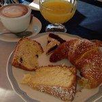 una delle colazioni