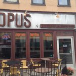 OPUS Espresso and Food Bar