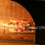 Il forno ??? rigorosamente a legna....legna selezionata e controllata