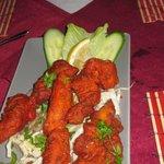 Chicken pakoura