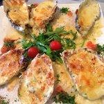 Gegrilde Zeeuwse oesters