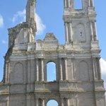 Mont Saint Eloi abbey