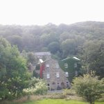 The Cloona accommodation - a converted old mill
