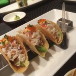 Very tasty tacos.... Japanese style of tacos