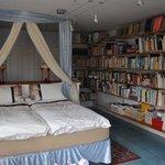 la chambre bibliothèque