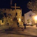 lucignano - local town
