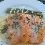OMG best salmon ever!!