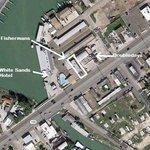 Google Earth Fishermans Location